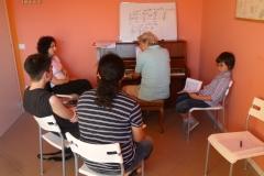 """Master Class di Pianoforte Jazz e Laboratorio musicale """"Repertorio jazz per cantanti"""""""